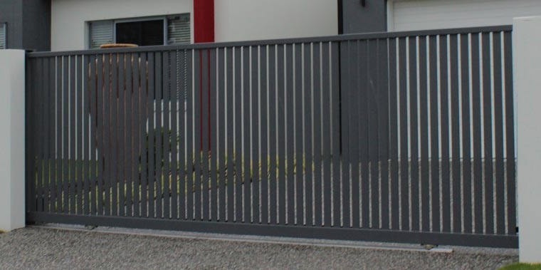 Custom Gates Automation Amp All Styles Of Fencing Brisbane