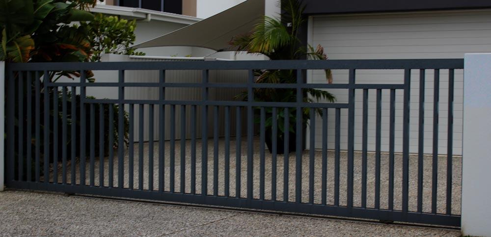 Wood Driveway Gate Plans