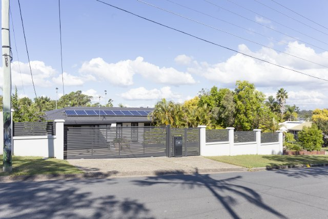 New front boundary Modular with slat design
