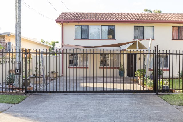 security and beauty sliding auto electric gate